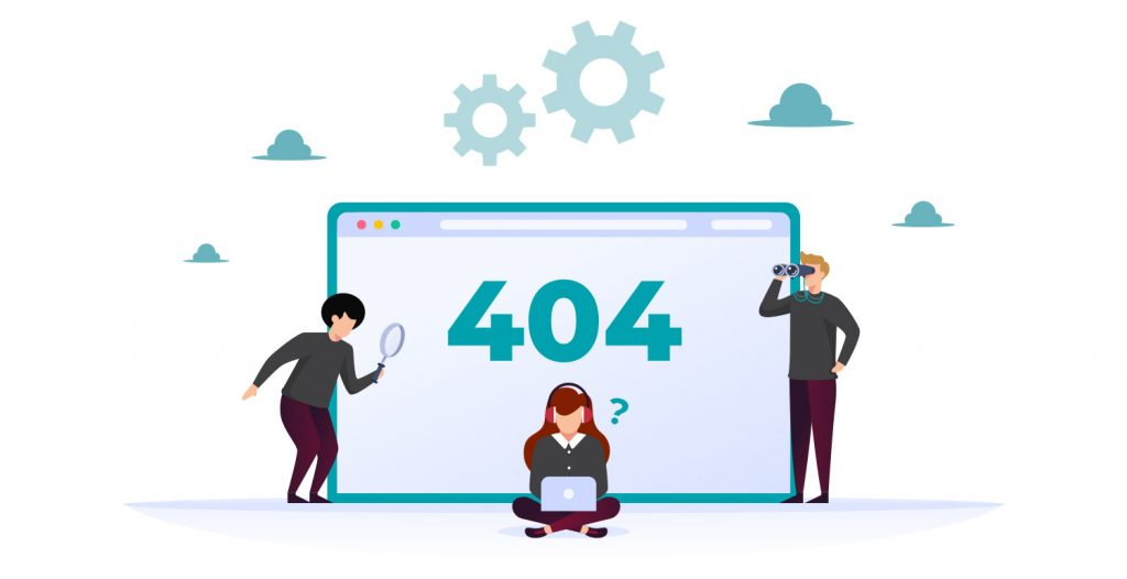 404 Page Graphic