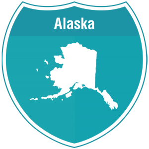 Alaska (PERS) State Icon