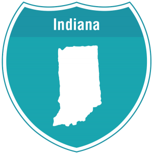 Indiana State Icon
