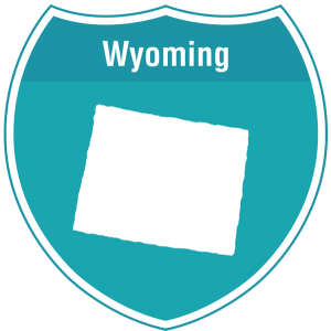 Wyoming State Icon